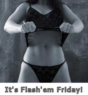 It's flash em Friday