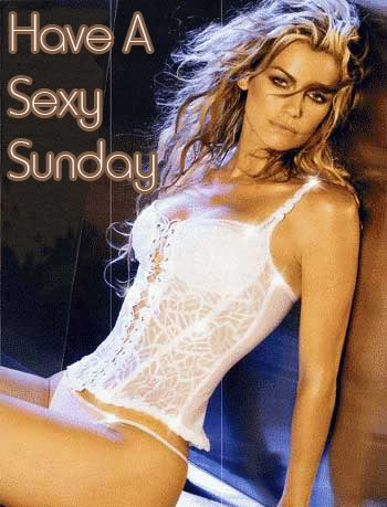 Have A Sexy Sunday