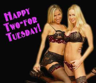 Happy Two-For Tuesday!