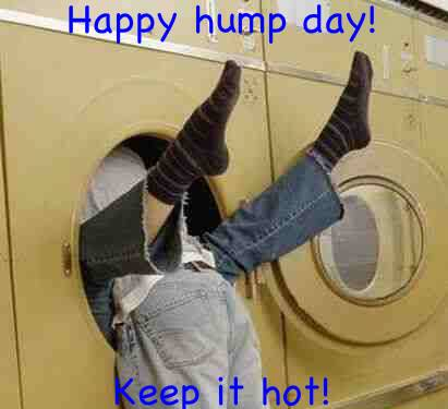 Happy Hump Day! Keep it hot!