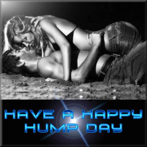 Have A Happy Hump Day
