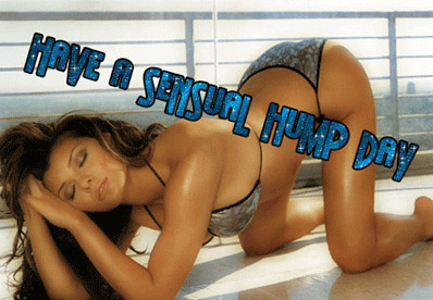have a sensual hump day