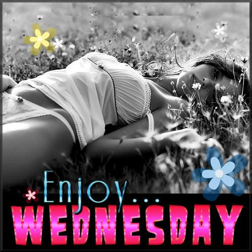 enjoy wednesday
