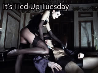 It's Tied Up Tuesday