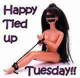 Happy tied up Tuesday!!