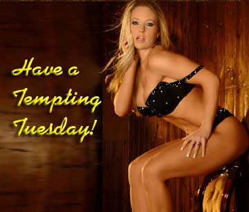 Have a tempting Tuesday!